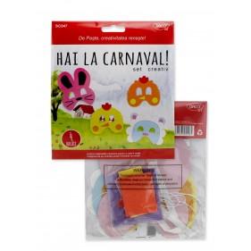 SET CREATIV DACO SC047 - HAI LA CARNAVAL