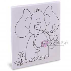 TABLOU CANVAS - ELEFANT