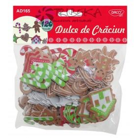 ACCESORII CRAFT - DULCE DE CRACIUN DACO AD165
