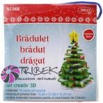 SET CREATIV DACO SC068 - BRADULET BRADUT DRAGUT