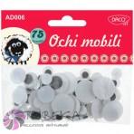 ACCESORII CRAFT - AD006  OCHI MOBILI