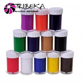 CULORI TEMPERA SET 12 X 20ml - MCG