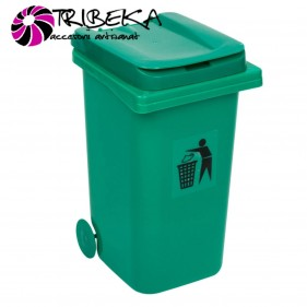 MINI TOMBERON GUNOI / RECYCLE BIN - VERDE