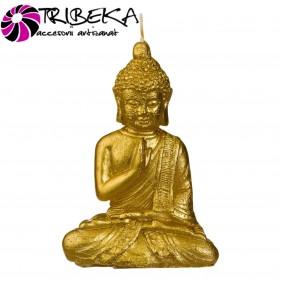 LUMANARE DECORATIVA AURIE BUDDHA 3D - 10x5x15cm