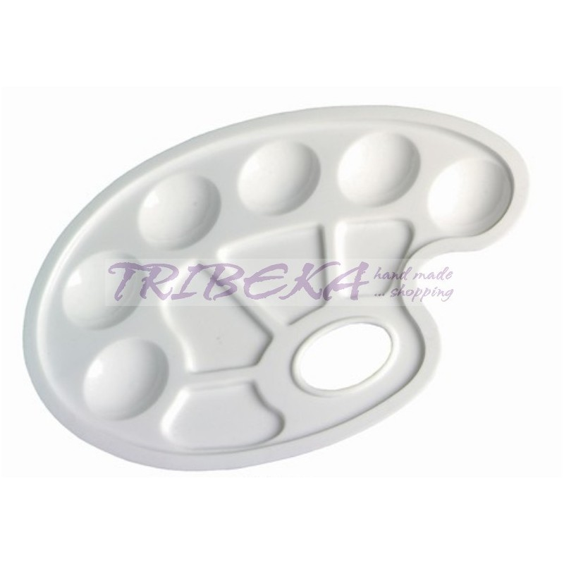PALETA ACUARELA PLASTIC - DACO PT110