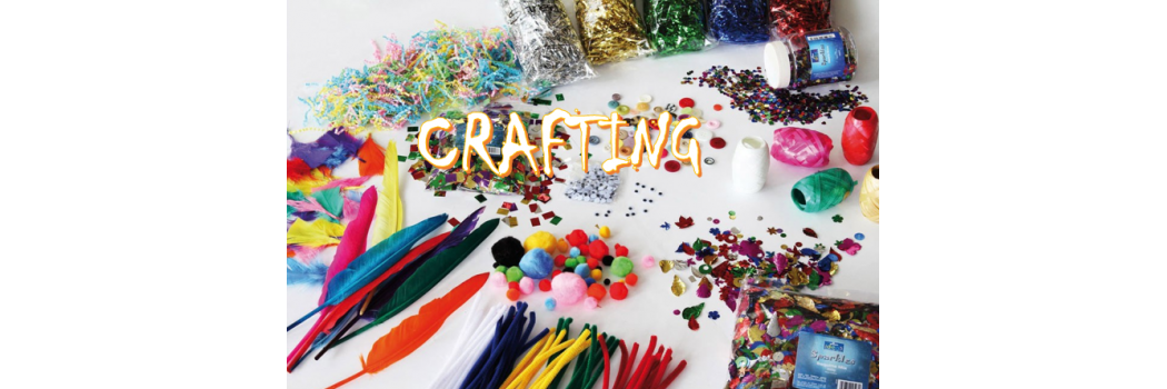 Articole de craft din diverse materiale, cu tematici diferite