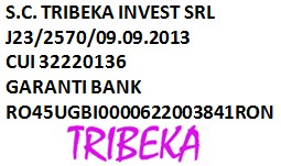 Date comerciale TRIBEKA INVEST
